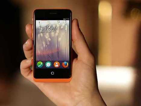 The Firefox Phone Is Real And You Can Get One Next Month | educational implications | Scoop.it