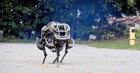 Google Acquires #Robotics-Design Company Boston Dynamics I #ControlSystems | Cyborgs_Transhumanism | Scoop.it
