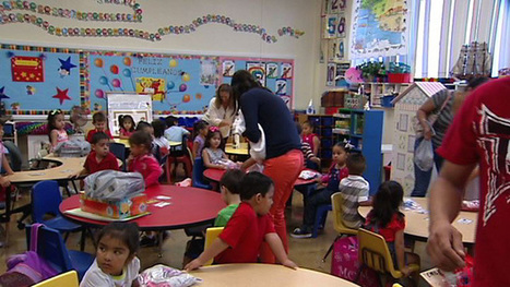 San Antonio school first Catholic school in Texas with dual-language program | Dual Language Education | Scoop.it