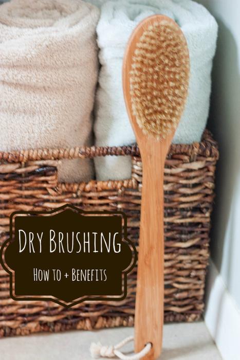 Dry Brushing: Benefits + How To   NC Wildlife   Scoop.it