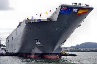 La Armada se enreda, con relativo éxito | Política de Defensa PND | Scoop.it