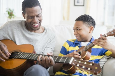 Music therapy may help troubled families - Virgin.com | FMF | Scoop.it