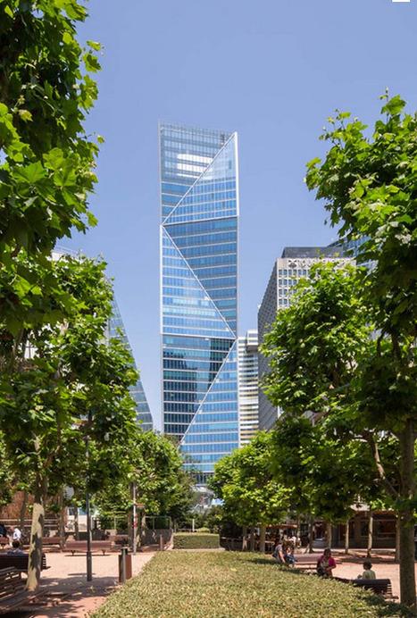 La tour Carpe Diem signe le renouveau de La Défense - Immobilier - LeMoniteur.fr | The Architecture of the City | Scoop.it