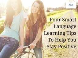 Losing Motivation is Not Failing: 4 Smart Tips for Positive Language Learning | One Step at a Time | Scoop.it