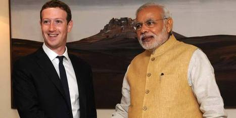 Mark Zuckerberg's tryst with India, Modi and 'Chandauli' | Mobile Money and Mobile Payments - Moves Worth Watching | Scoop.it