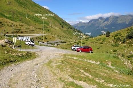 Randonnée au Lac et Refuge d'Ilhéou 1988m - Les Topos Pyrénées ... | Randonnées Pyrénées | Scoop.it