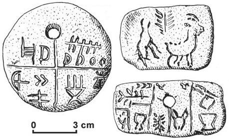 ★ Neolithic Proto-Script PREDATING Cunieform: A metamorphosis of Science | Beyond Science | Ancient Origins of Science | Scoop.it