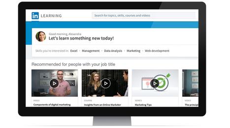 Une nouvelle plateforme de formation en ligne LinkedIn Learning | Coopération, libre et innovation sociale ouverte | Scoop.it