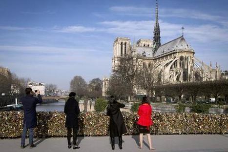 Le Grand Paris confirme sa place de première destination ... - Les Échos | TrendyTourism | Scoop.it