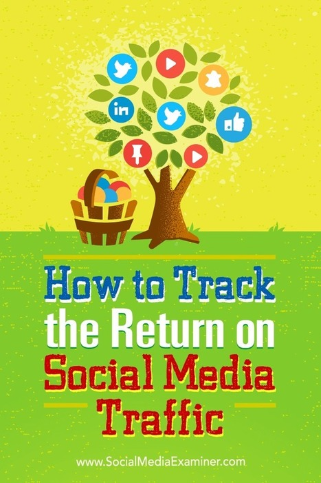 How to Track the Return on Social Media Traffic | Web Content | Scoop.it