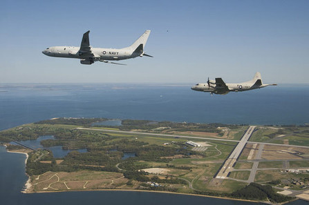 P-8 Poseidon: Sophisticated Navy aircraft hunts for missing plane | Trending News | Scoop.it