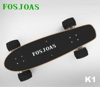 Fosjoas K1 Motorized Skateboard Gives Students a Wonderful Summer Vacation   Press Release   Scoop.it