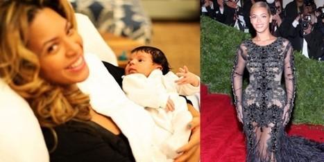 Beyoncé: una splendida mamma al Met Gala in versione 'Punk Chic' - Sfilate | fashion and runway - sfilate e moda | Scoop.it