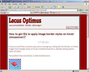 Ouch... SEO vs Accessible Web Design | Accessibilité numérique | Scoop.it