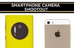 iPhone 5s vs. Nokia Lumia 1020: Camera Shootout | Digital Imaging - Telling the Story | Scoop.it
