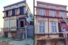 Decorative Details Disguise Boarded-Up Houses   Real Estate Plus+ Daily News   Scoop.it