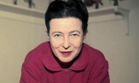 Simone de Beauvoir: 10 key quotes | Lin & Vin Ostrom, Institutions & NLT | Scoop.it