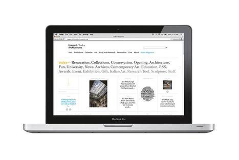 Harvard Art Museums launch Index Magazine | Art | Scoop.it