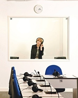 A word in your ear: the interpreters who speak for world leaders | US news | The Guardian | Language & challenging questions | Scoop.it