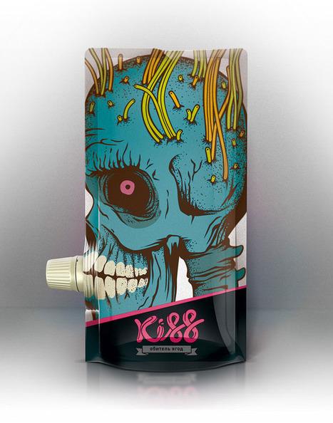 Concept Design:Kiss - The Dieline - | CRAW | Scoop.it