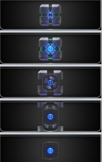 Neurocube Siri Theme Replaces Siri Mic With 3D Animation Bliss | Machinimania | Scoop.it