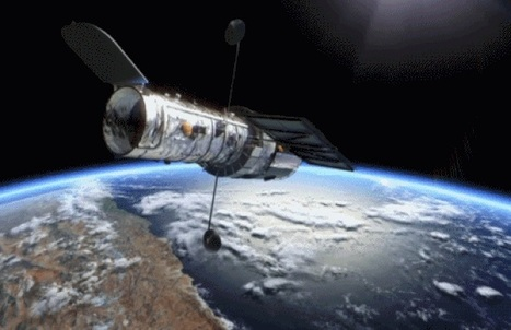 7 PR lessons from NASA's Hubble Space Telescope   Marketing, Public Relations & Small Business   Scoop.it
