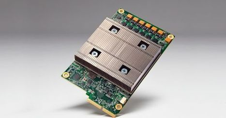 Google is Developing its Own Chip for Artificial Intelligence   COMPUTATIONAL THINKING and CYBERLEARNING   Scoop.it
