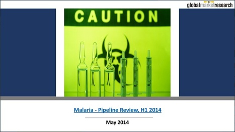 Malaria Market Pipeline Review and Research Reports | Research On Global Markets | Scoop.it