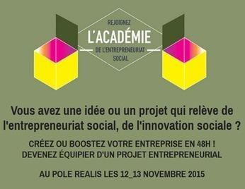 Rejoignez la YESS ACADEMIE les 12 et 13 novembre 2015 à Montpellier | Languedoc Roussillon : actualité économique | Scoop.it