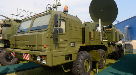 Killer Airwaves: Russia Starts Trial of Electromagnetic Warfare System | Natural History, Environment, Science, and Technology | Scoop.it