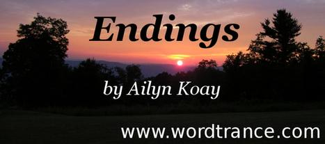 Endings | Writing | Scoop.it