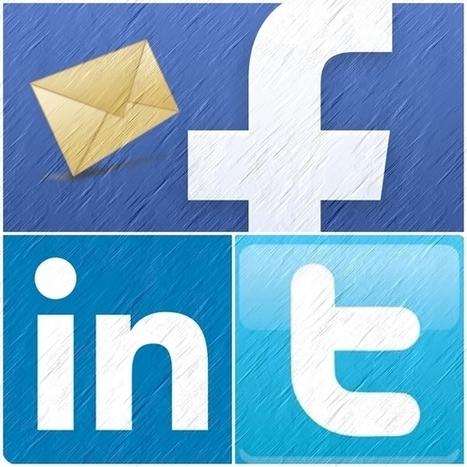 Lo bueno y lo malo de la mensajería privada en Facebook, LinkedIn y Twitter   Recursos para twitter   Scoop.it