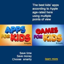 How to Find Top Recommended iPad & iPhone Games for Kids in the App Store | Groovin' On Apps | GSHP eLearning | Scoop.it