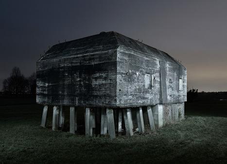 Haunting buildings  from darker days... | Art for art's sake... | Scoop.it
