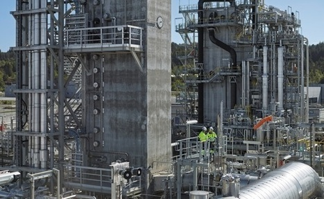 New technology promises to capture 50% more CO2 than CCS competitors | Green Innovation | Scoop.it