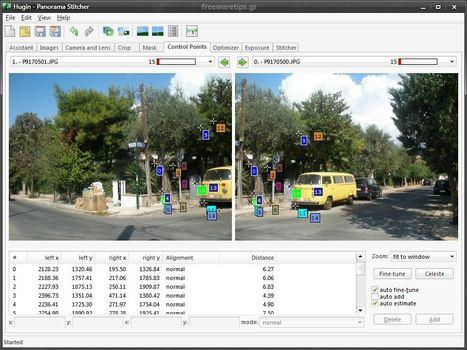 Hugin - Δημιουργία πανοραμικών εικόνων | Freeware Tips | Scoop.it