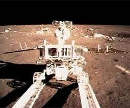Yutu robotic rover begins lunar mission | Sustain Our Earth | Scoop.it