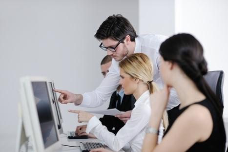 Les mutations en entreprise se dessinent peu à peu | Actualité de la formation | Scoop.it