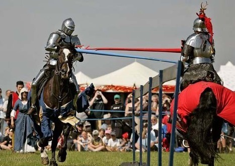 Travel Back to the Middle Ages at a Medieval Festival | Luxe Travel | Scoop.it
