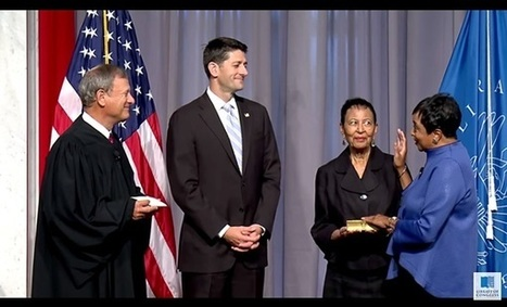 Carla Hayden Blazes Trail as First Woman, First African American Librarian of Congress | Beyond the Stacks | Scoop.it