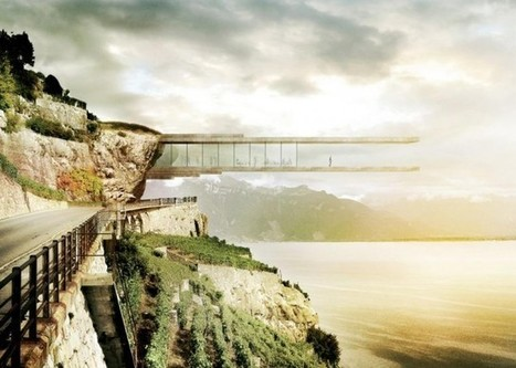Wine Museum in Lavaux by Mauro Turin Architectes | ARCHIresource | Scoop.it