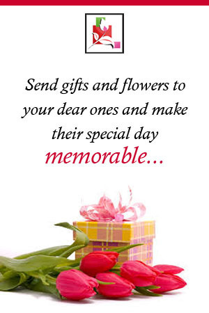 Send gifts and #flowers to your dear ones and make their special day memorable. | BlossomSquare online flowers delivery system | Scoop.it