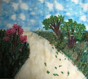 Taking the long, windy path…   Art Quilts   Scoop.it