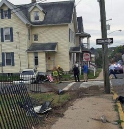 You're a Distracted driver when you crashes into a house | RideforEric 2014 | Scoop.it