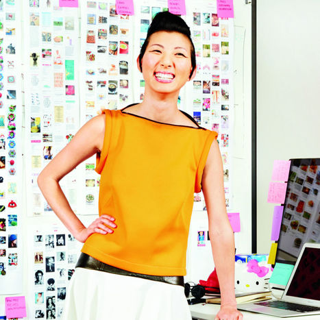 How Pinterest Community Manager Enid Hwang Landed Her (and Your!) Dream Job | Pinterest | Scoop.it