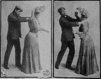 """Woman's Handiest Weapon"": the stiletto hatpin (New York Tribune, 1904) | Herstory | Scoop.it"
