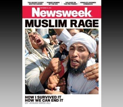 """#MuslimRage: The funniest responses to Newsweek's """"Muslim rage"""" cover story 