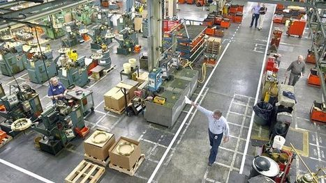 More Companies See Advantage to Manufacturing in the US - Businessweek | Motion and Control Technologies | Scoop.it