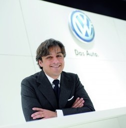 Im Interview: Luca de Meo, Marketingchef von VW - automotiveIT - Magazin | Social Business | Scoop.it