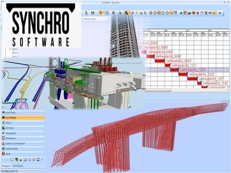 recueil sur le bim - maquette numerique - synchro ltd france 4d | BIM | Scoop.it